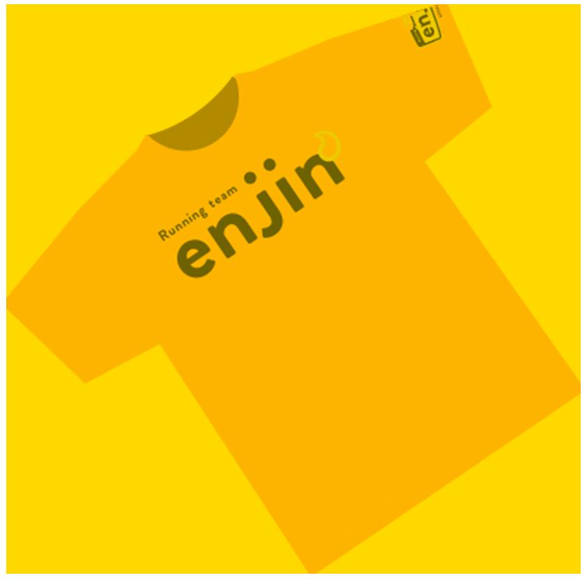エンジンダッシュTシャツ